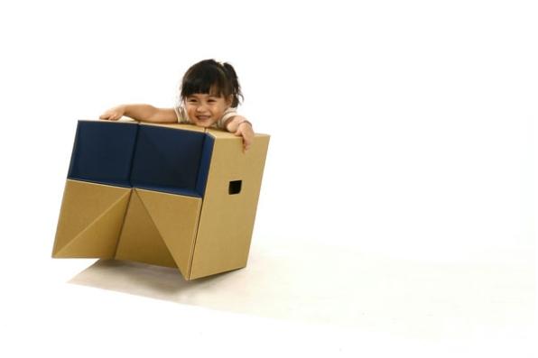 Silla S-CUBE - MisoSoupDesign