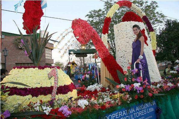 50º edición de la Fiesta Nacional de la Flor