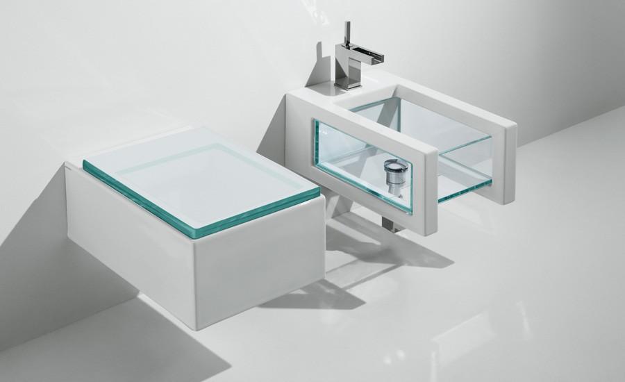 Sanitarios, baños, diseño, decoracion, vidrio