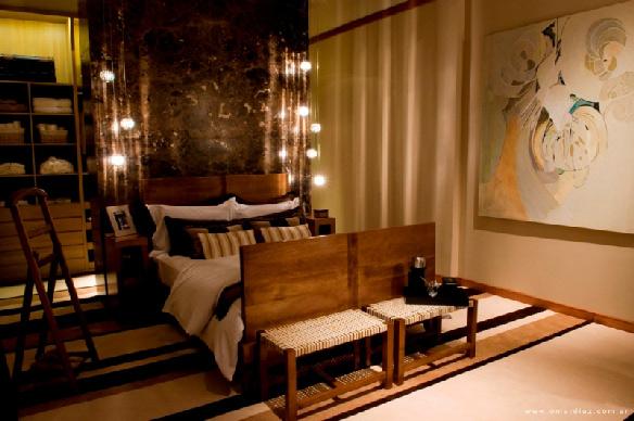 Casa FOA 2010, La Defensa, espacio 17, Dormitorio Principal - Kalika, Falicoff- Arquitectas, decoracion, interiores, muebles