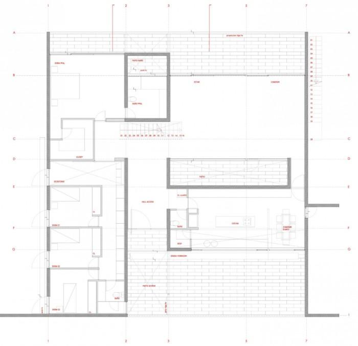 Casa en Machali - HLPS