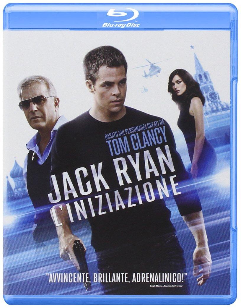 jack ryan iniziaizone blu-ray