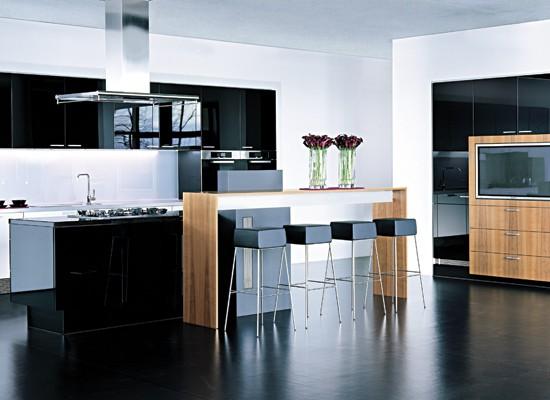 cocina, decoracion, diseño, idea
