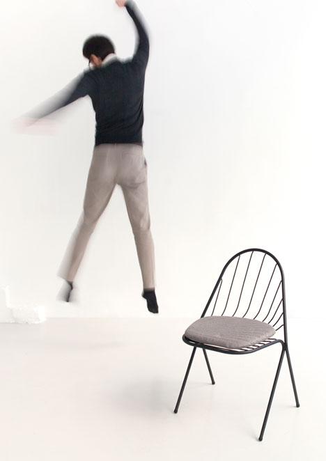 Silla Drapée - Constance Guisset