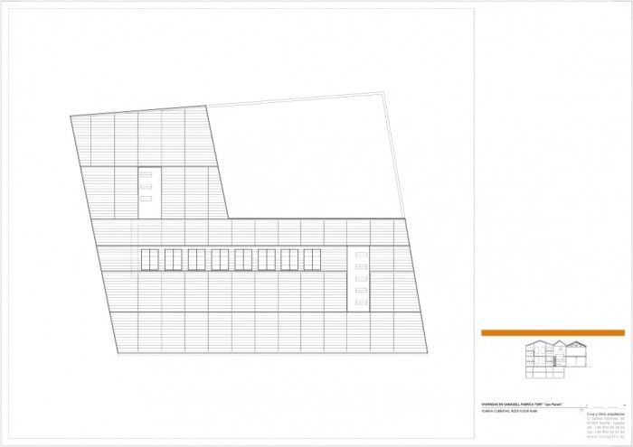 Edificio de viviendas en Sabadell - Cruz & Ortiz