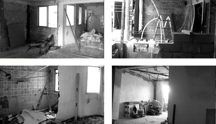 Vivienda en El Cabanyal - Estudio Enblanc