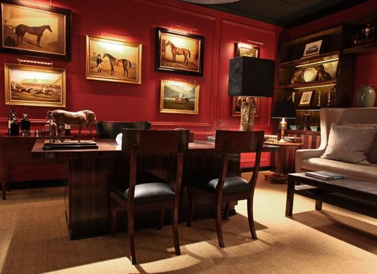 Casa FOA 2009: Espacio N°12, Estar-Escritorio, Javier-Iturrioz, Arquitectura, Diseño, Decoracion, Colores, Muebles
