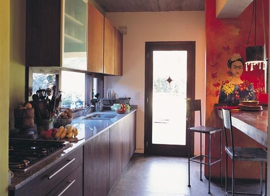 cocinas, colores, decoracion, diseño, muebles, cemento-alisado