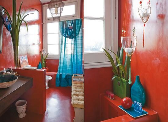 Baño Estilo Mexicano:Baños & Estilos: Decoración de baños estilo mexicano