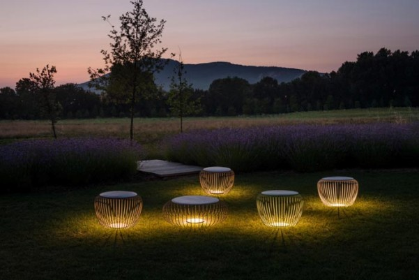 Coleccion de luminarias Outdoor  - Vibia