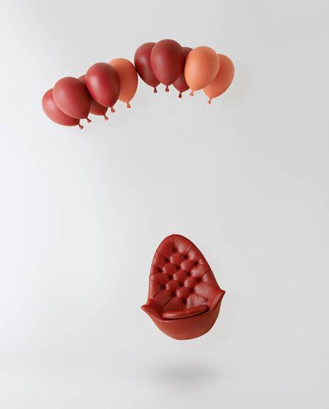 Milán 2014: Silla Balloon - H220430
