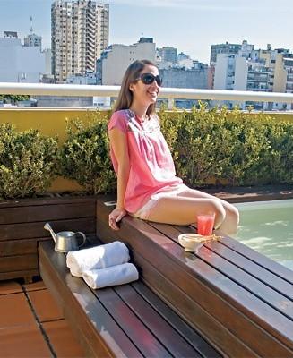 terraza, colores, decoracion, diseño, muebles