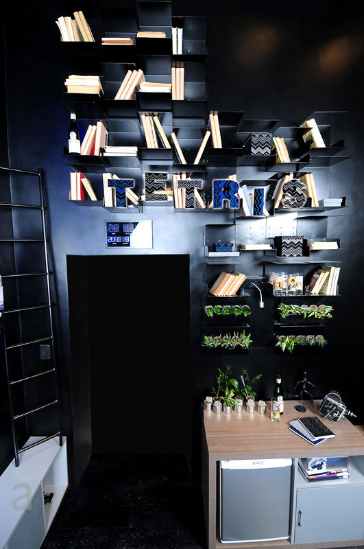 Casa FOA 2010, La Defensa, espacio 22, El Estudio de un Free-Lancer, Sergio Muchnik & Design Teem, decoracion, muebles
