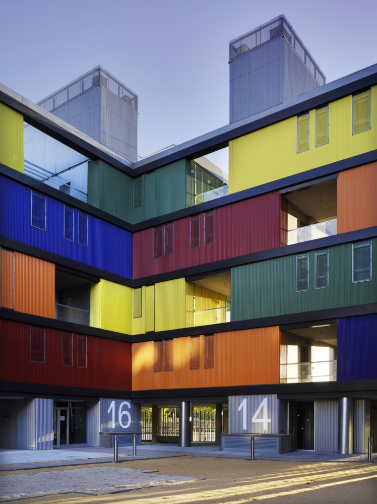 82 Viviendas en Carabanchel - ACM Arquitectos