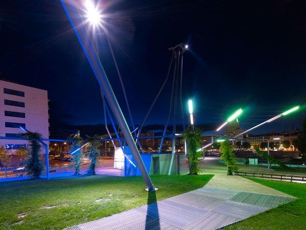 Arquitectura Paisajista: Plaza Blas Infante - Estudio Domingo Ferré
