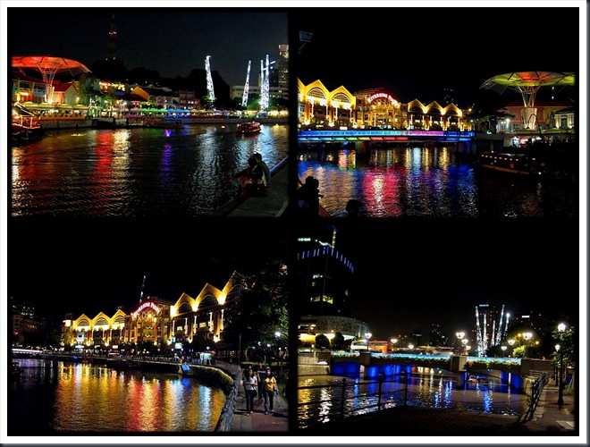 Colorful Night in SingaporeSS