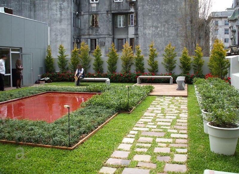 Casa FOA 2010, La Defensa, Espacio Nº 28 Terraza de San Francisco - Marta Carena, Florencia Calvella, Verónica Lorenzo, decoracion, paisajismo, terraza