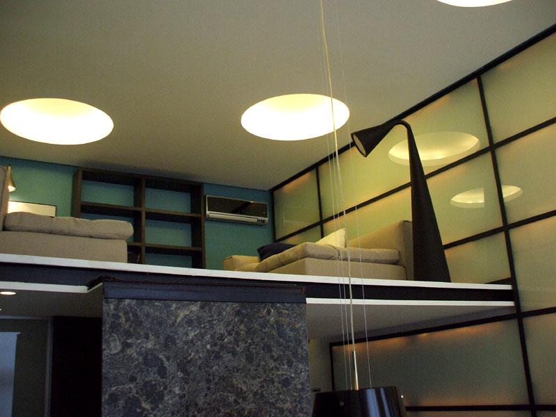Casa FOA 2010, La Defensa, espacio 5, Espacio para un Estudio de Diseño, Angelica Campi, decoracion, muebles
