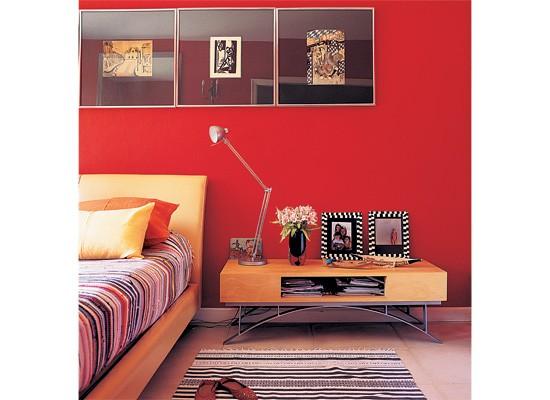 Bachas Para Baño Roja:de murvi para el piso cama baja de líneas modernas mesa de luz de