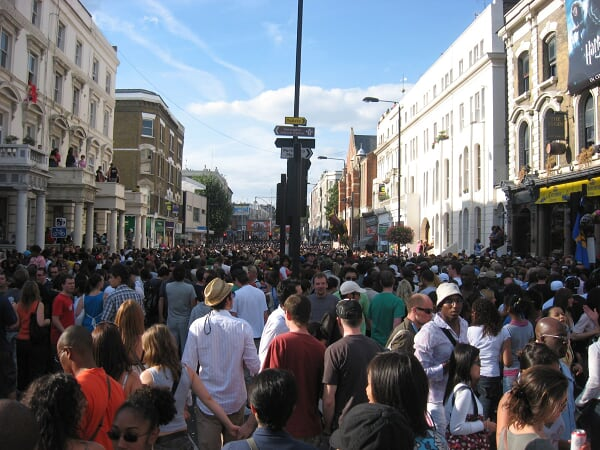 Notting Hill Carnival 2007