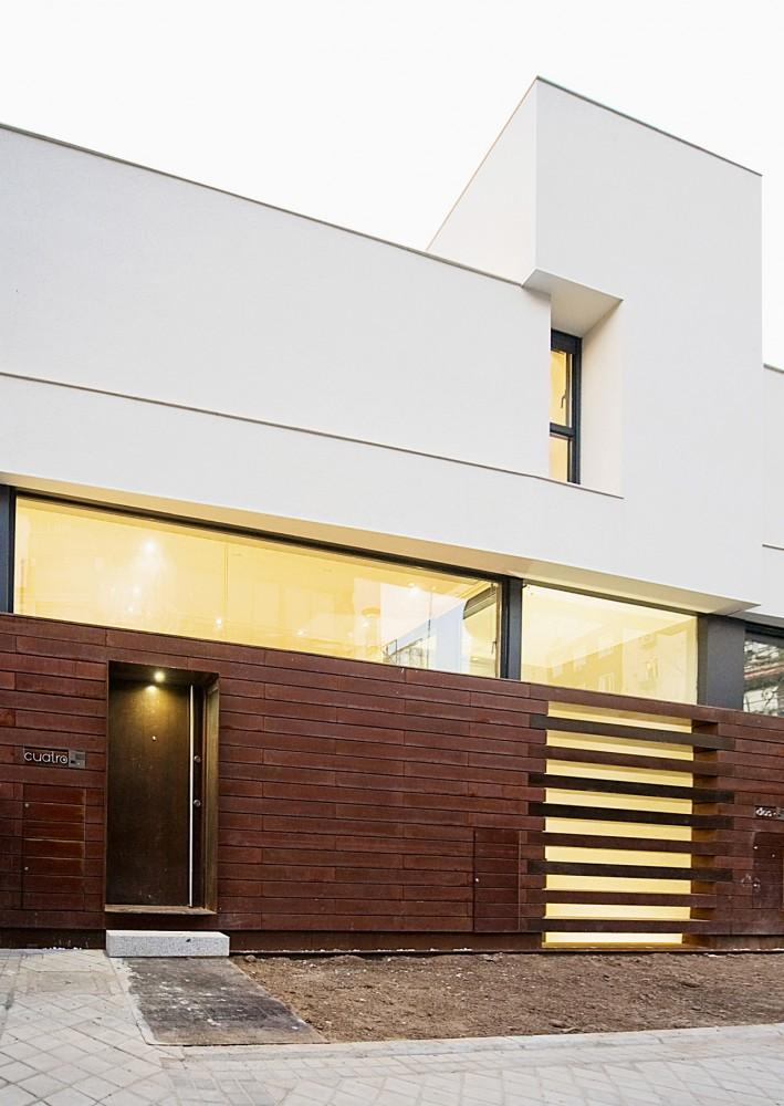 Vivienda A+0 - GEA Arquitectos