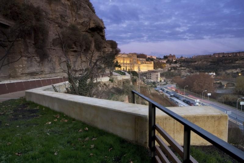 Arquitectura Paisajista: Urbanización del Camí Dels Corrals - Santamaría Arquitectes