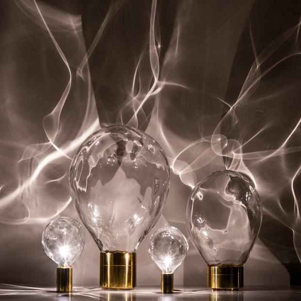 Milán 2014: Lámpara Ripple - Poetic Lab