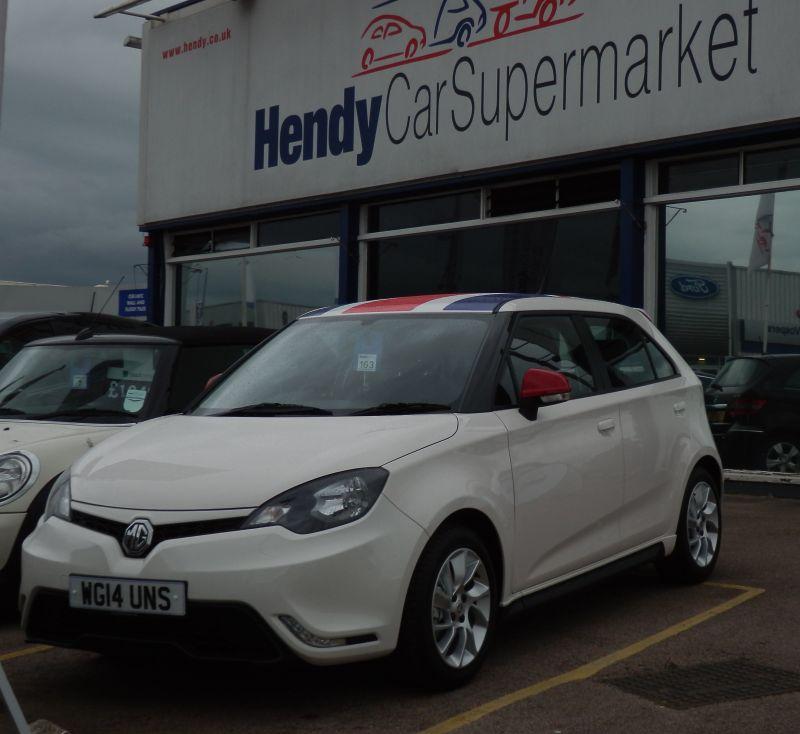 MG Motor UK Dealer List Hendy4