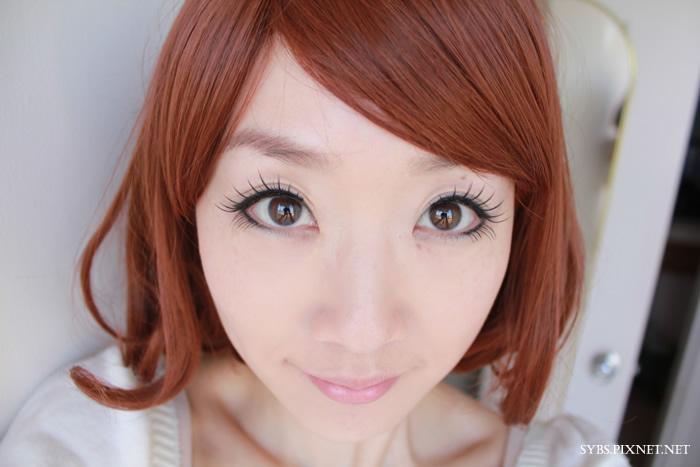 │ Syb專欄 │NAF極致眼線三重奏 ✶ 簡易雙色眼線眼妝教學