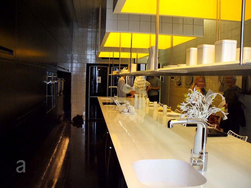 Casa FOA 2010, La Defensa, Espacio Nº 8, Cocina - Lavadero - Alfred Fellinger y Nazareno de Souza, decoracion, , cocinas, muebles
