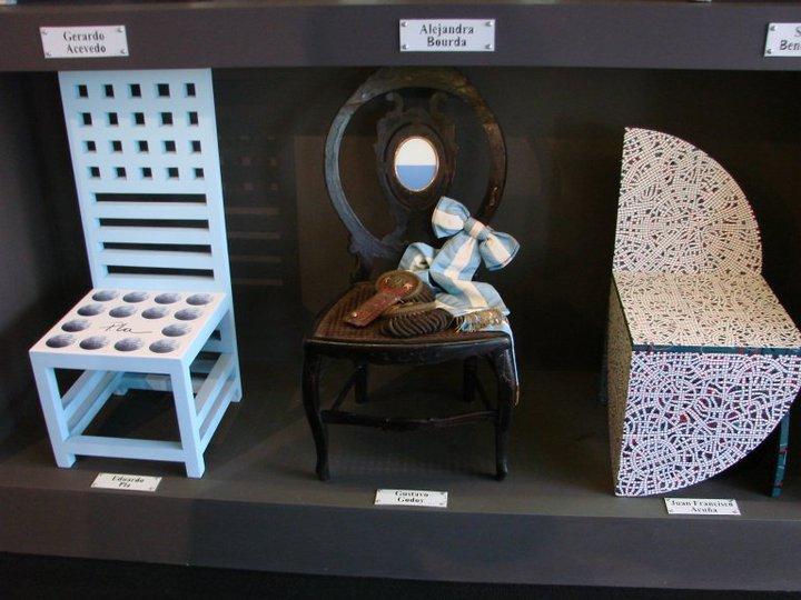 Casa FOA 2010, La Defensa, espacio 34 Espacio del Bicentenario - Gustavo Godoy - Silvia Cordero Vega, decoracion, interiores, muebles