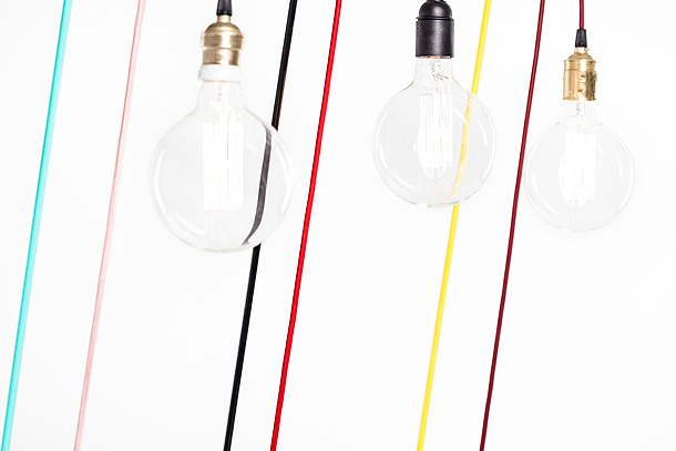 Luminarias Builders diseñada por Buenos Días