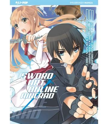 sword art online aincrad manga