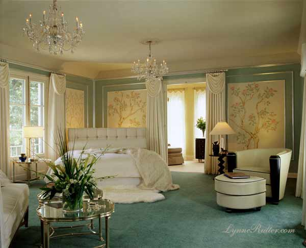 decoracion, diseño,idea,color,dormitorios_romanticos