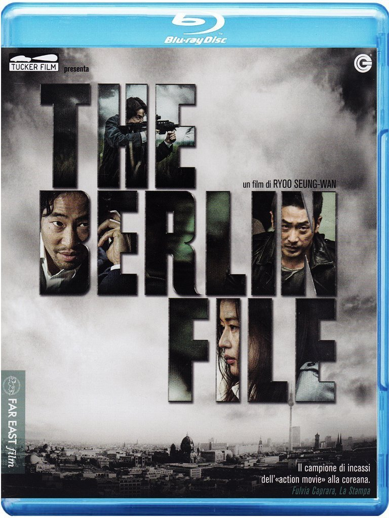 The Berlin File: Blu-Ray