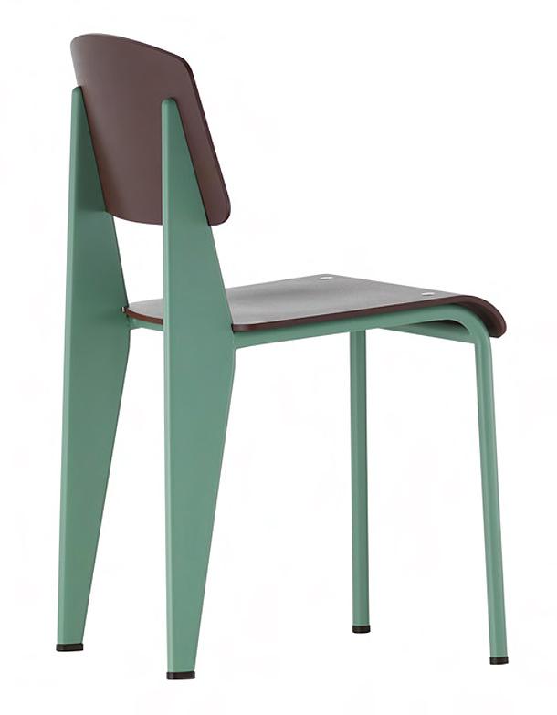 Vitra actualiza sus clásicos con nuevos acabados y colores