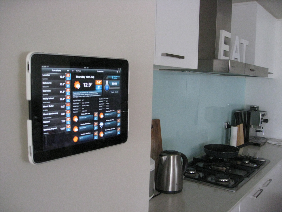 Ipad, Wallee, decoracion, diseño, tecnologia