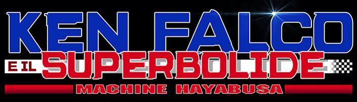 ken falco e il superbolide logo