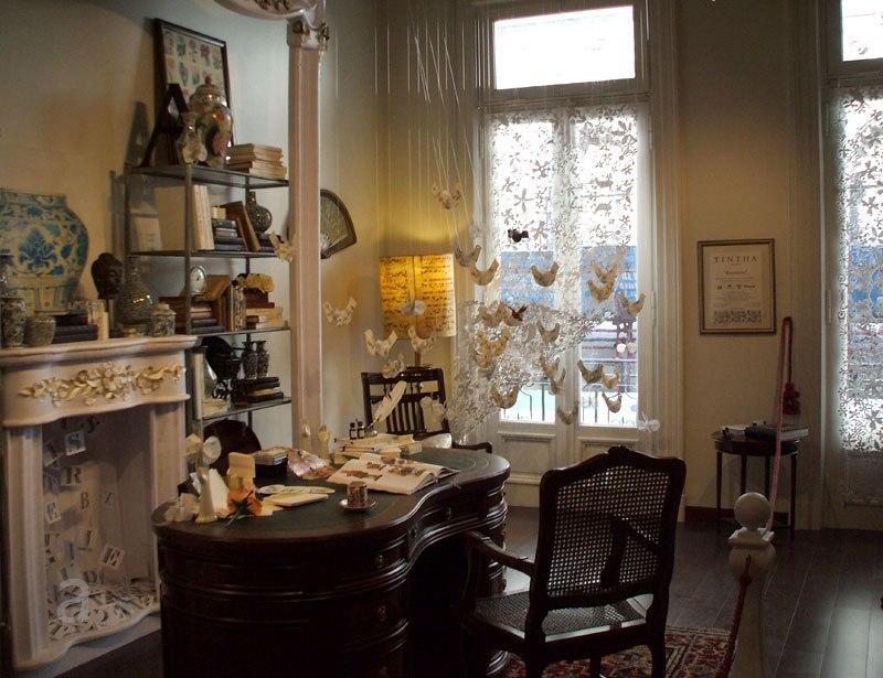 Casa FOA 2010, La Defensa, Espacio Nº 9 Escritorio, Ani Kerman, Lory Kerman, decoracion, muebles