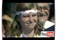 Evert vs Mandlikova 1982 USO Final