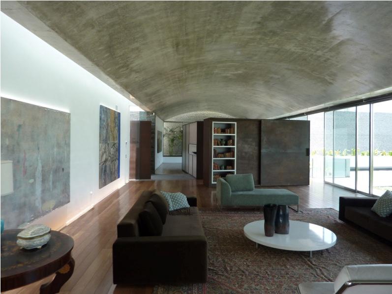 Casa F - Barclay & Crousse