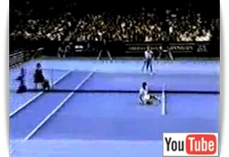Evert vs Mandlikova 1986 Masters SF