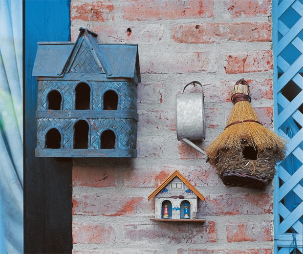 jardin 5 Pequeño edén: jardines urbanos con poco espacio decorar, decoración