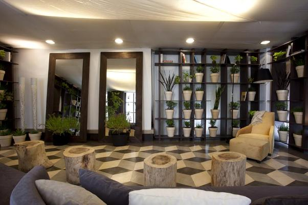 Casa FOA 2013: Jardin de Invierno para Bomanite - Silvina Descole