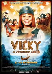 VICKY IL VIKINGO FILM POSTER