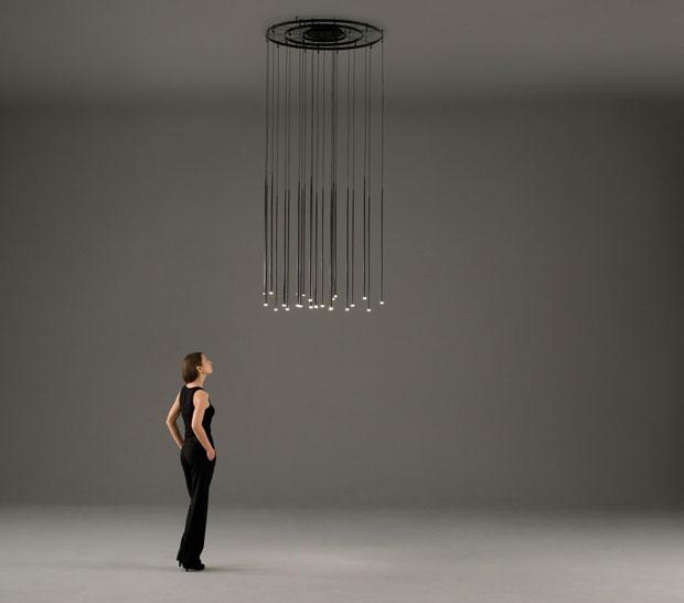 Slim - Lámpara colgante, Decoracion, iluminacion, diseño