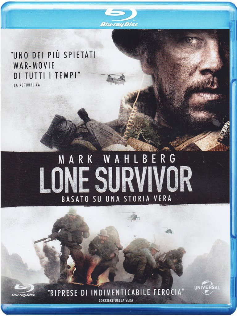 Lone Survivor: Blu-Ray