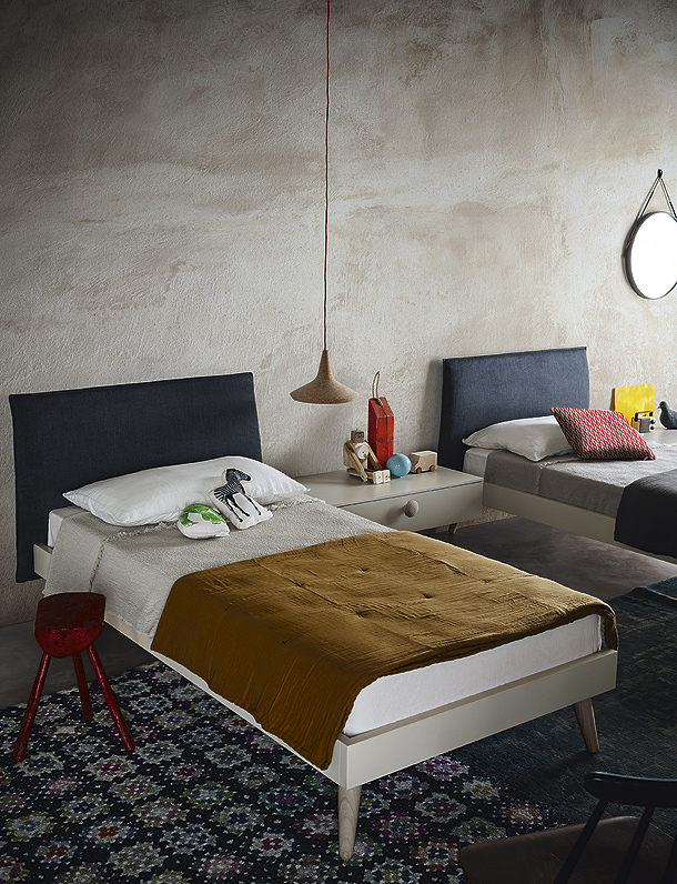 Nidi mobiliario infantil y juvenil - Edoardo Gherardi