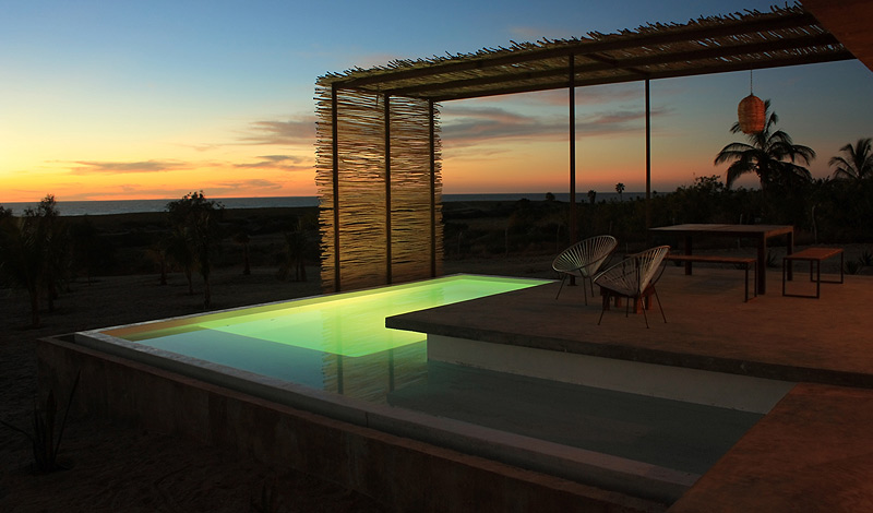Dos casas en Todos Santos - Gracia studio, decoracion, diseño, interiores, muebles