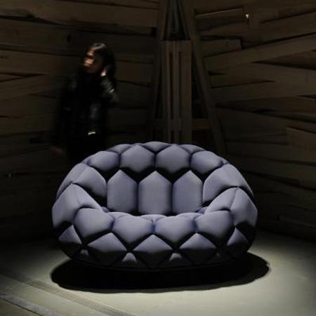 Milan-09,Sofa-Quilt,Ronan-Erwan-Bouroullec, diseño, decoracion